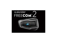 Мотогарнитура scala rider FREECOM 2
