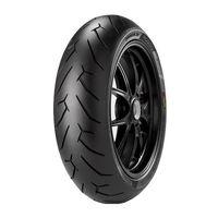 190/55ZR17M/CTL (75W) DIABLO ROSSO II-R шина